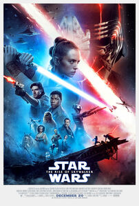 rise of skywalker theatrical poster
