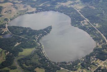 Eagle Lake,Sherburne County, MN