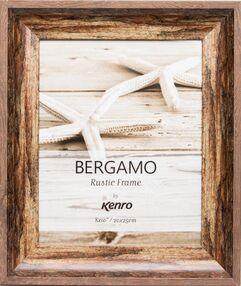 Brown Rustic Bergamo Frame