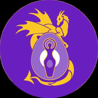 logo   empress circle Purple