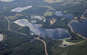 Tame Fish Lake, Crow Wing County , MN