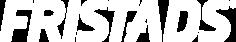 Fristads logo white