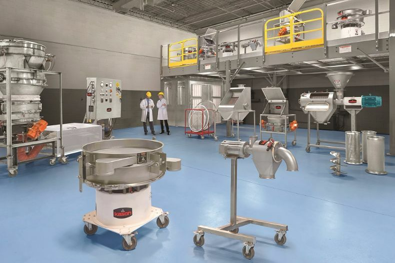 spray drying, evaporation, bagging and repackaging, liquid blending, dry blending, and warehousing