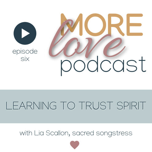 This is a very personal conversation where Lia shares her key turning points on her spiritual journey and offers great insight into how we can better understand our own spiritual strength to better combine our spiritual and physical earth plane experiences. She freely offers spiritual guidance through her music and we discuss the joys of self empowerment by knowing who we really are.