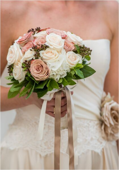 italian wedding flowers