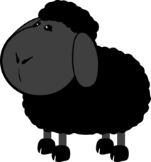 Black Sheep Adventure's mascot