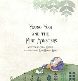 Young Yogi front cover new