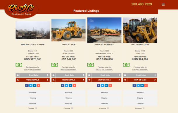 2020 05 04 09 18 10 Construction Equipment For Sale By Cherry Hill Equipment Sales   18 Listings   w