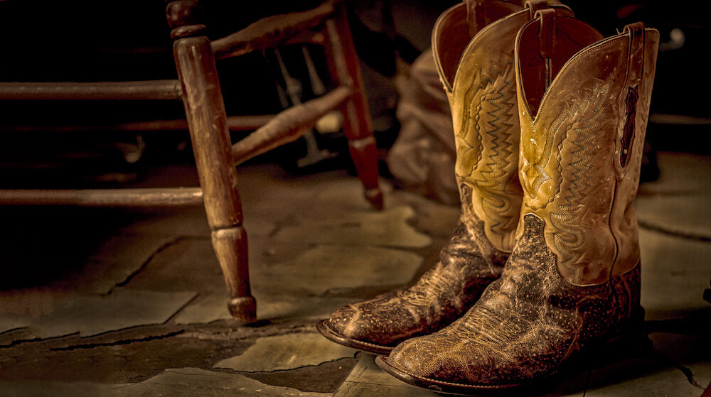 Texas Country Music Boots - The Wes Nickson Band