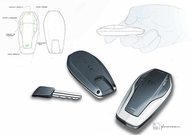 Nevera sketch detail 09 keyfob