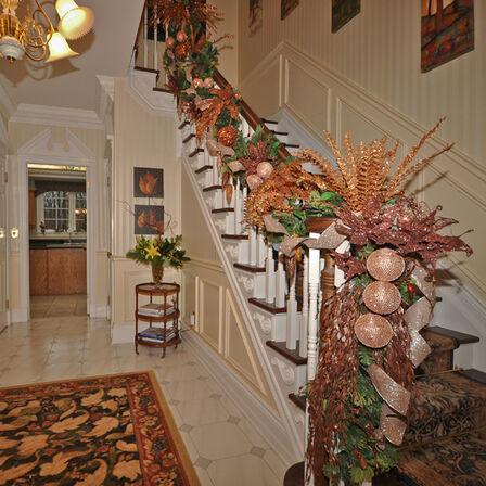 Foyer Railing