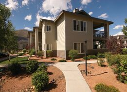 Timberline Place Apartments located in Flagstaff, AZ.