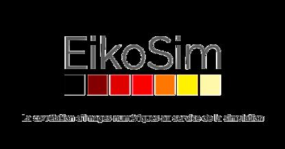 Eikosim logo