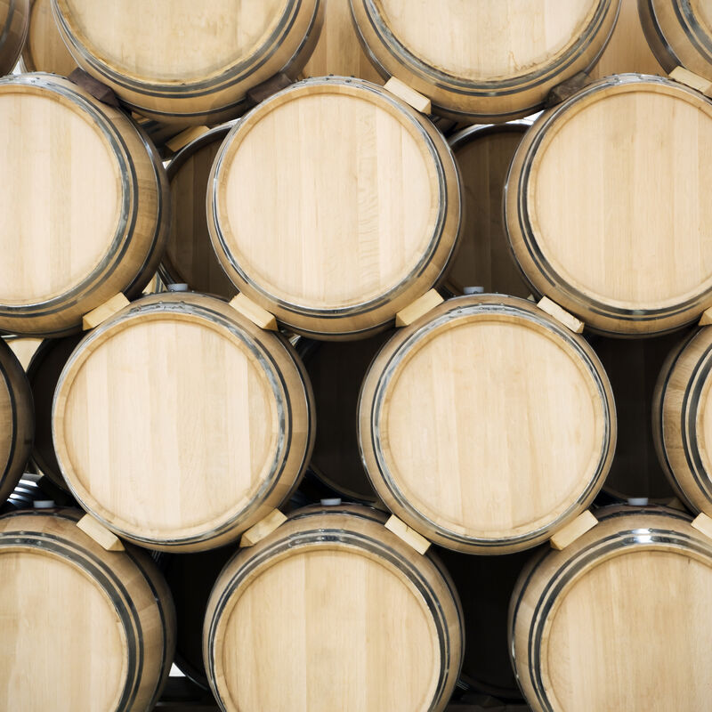 Distillate Barrels made of American White Oak