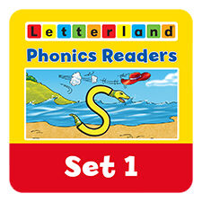 Readers | Letterland Phonics