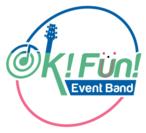 OK!FUN! Colorful logo 2021