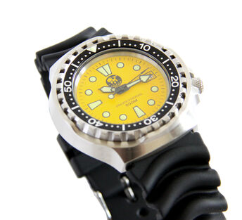 watch yellow small