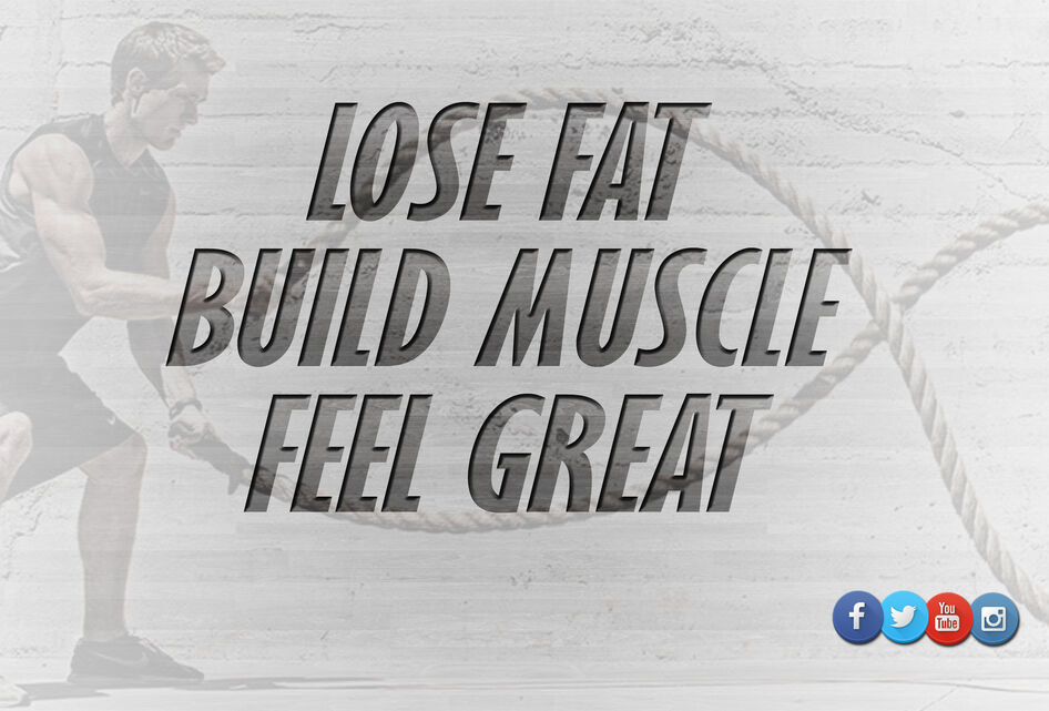 Lose Fat, Build Muscle, Feel Great, Johnson's Elite Training, JET