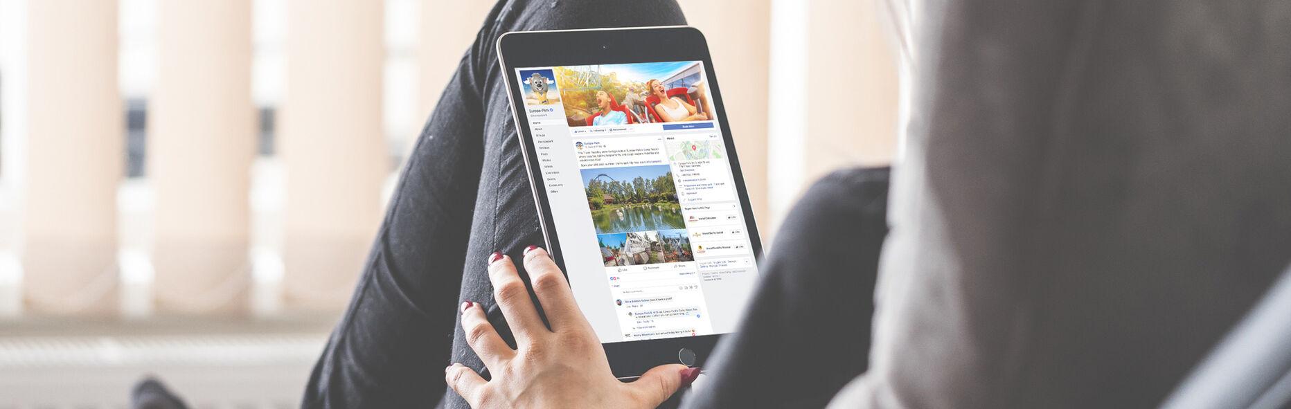 Eine Case Study von collab-ed, einer mehrfach ausgezeichnete, internationale Werbeagentur: Europa-Park Social Media (EN)