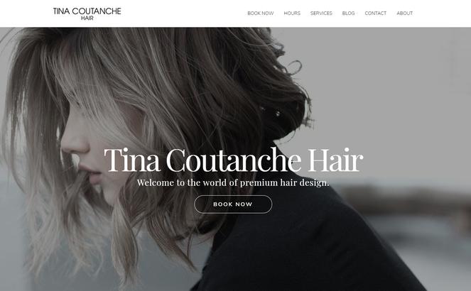 Tina Coutanche Hair