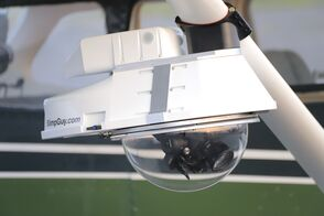 A lost cost aerial surveillance system for Cessna aircraft