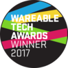 Wareable Tech Awards 2017 winner black