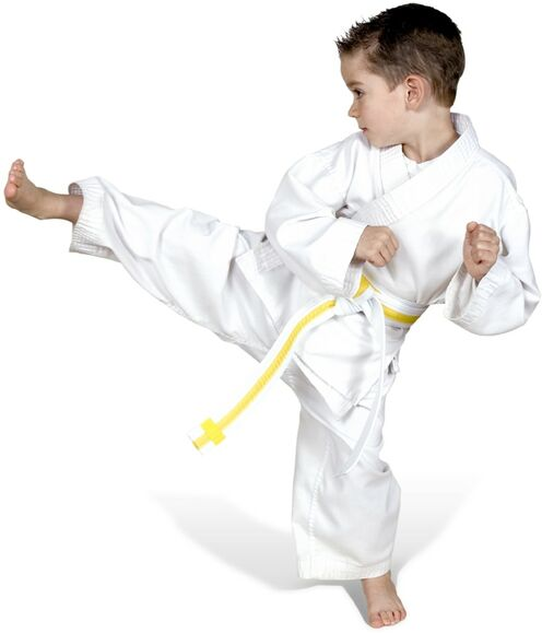 Kids Martial Arts Focus