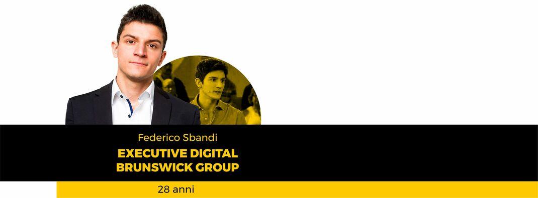 Federico Sbandi super coach digital marketing start2impact