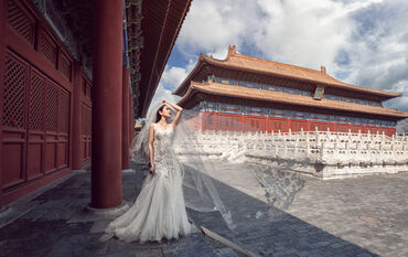 Beijing Prewedding photo