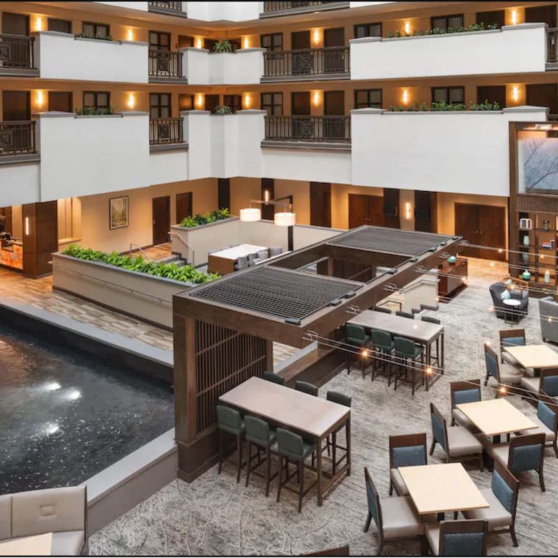 Embassy Suites by Hilton Atlanta Alpharetta1