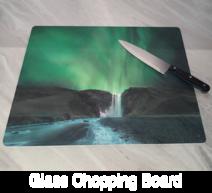 glass chop