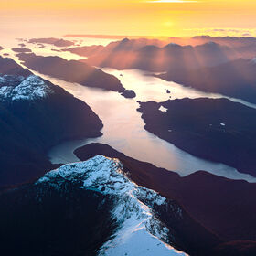 Patino Dusky Sound Fiordland
