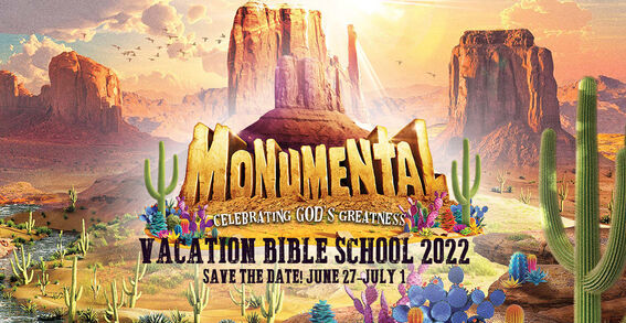 Vacation Bible School 2022