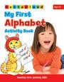 TD03 My First Alphabet Activity Book