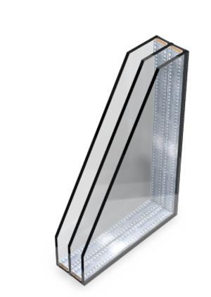 Energy efficient Triple glazingTriple glazed window