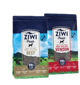 Ziwi Peak Air-Dried Natural Dog Food package