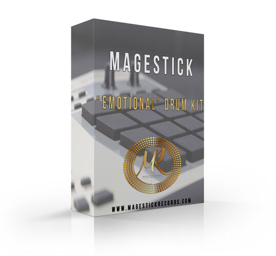 Magestick Records presents a new Emotional Drumkit for the producers