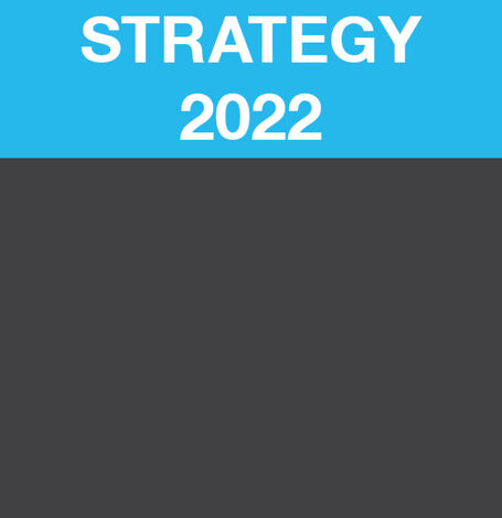 Strategy 2022 banner