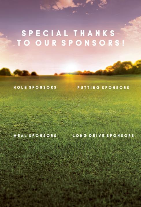 Golf Tournament Flyer Template   back