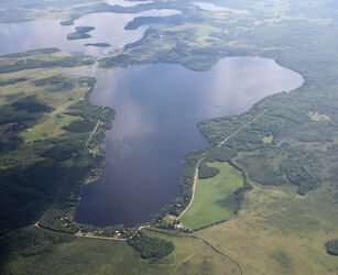 Sulivan Lake, Morrison County , MN