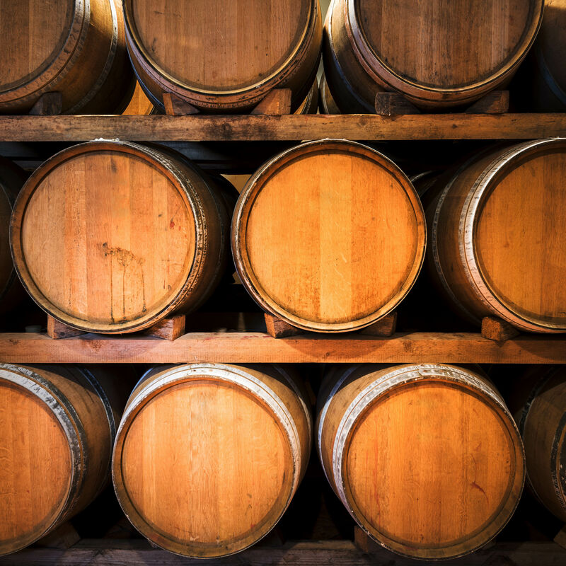 Banyuls Barrels in refill-ready condition