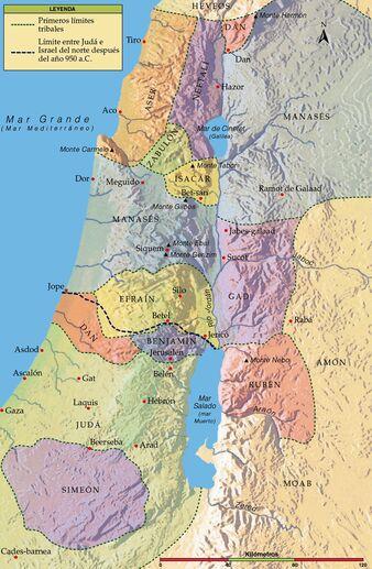 03 As Doze Tribos de Israel
