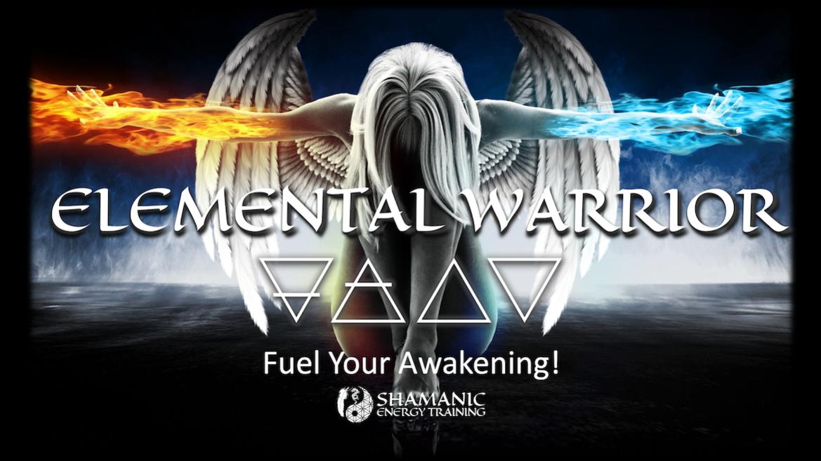 Elemental Warrior Banner 2019 small