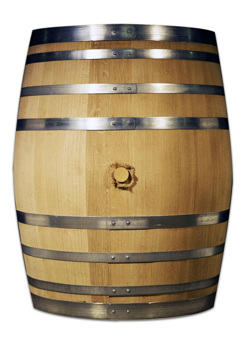 500 l Tonneau / Weinfass aus französischer Eiche der Tonnellerie Maury & Fils bei shop.oakbarrels.shop