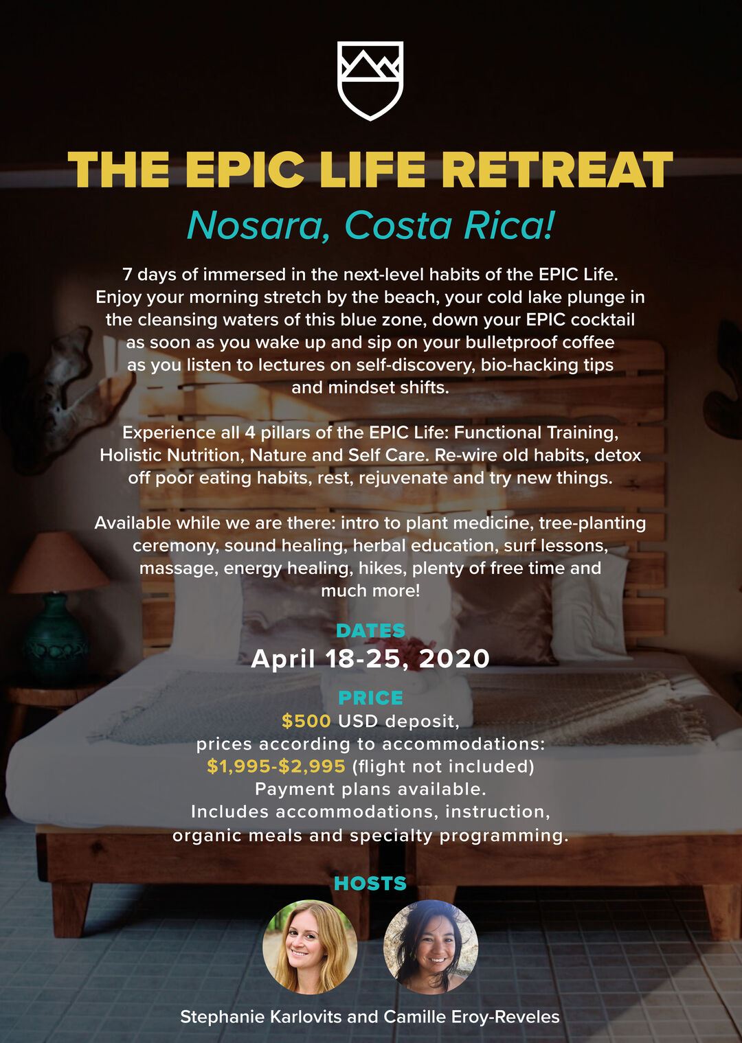 retreat 11x17 website