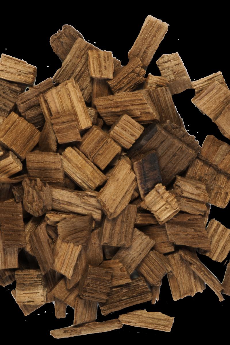 Eichen-Chips zur Weinveredelung