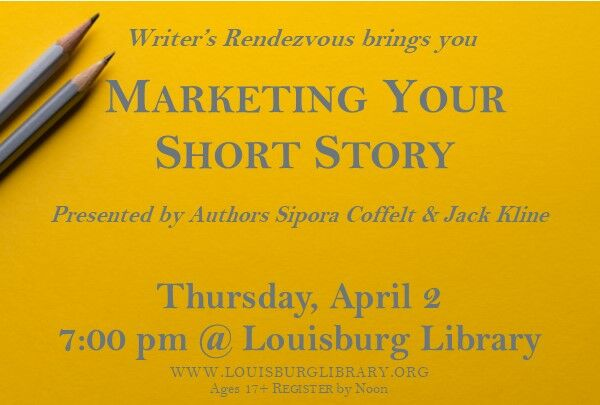 Marketing Your Short Story Art with date