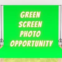 Green Screen Photo Op 200x200