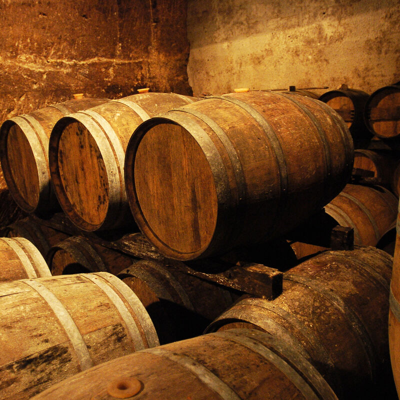 Brandy Barrels in refill-ready condition