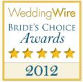 wedding wire 2012 badge